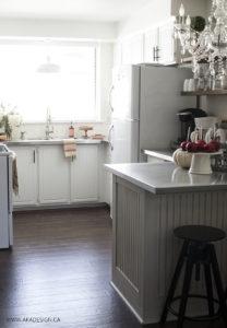 AKA Design fall kitchen