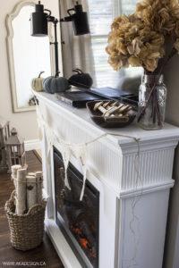 AKA Design fireplace angle
