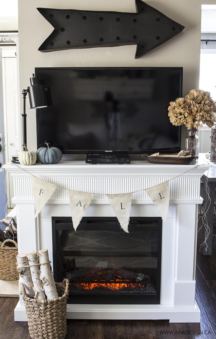 AKA Design fireplace
