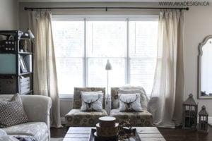 AKA Design living room window