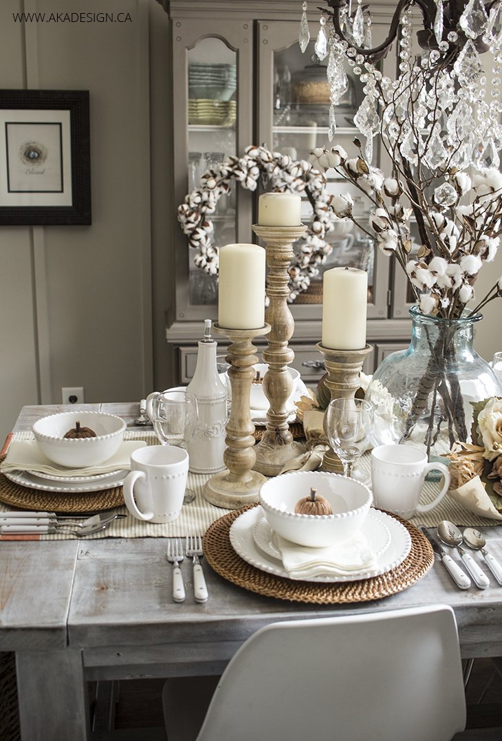 Decor staples checklist must have decor items for your house for Decorating your dining table