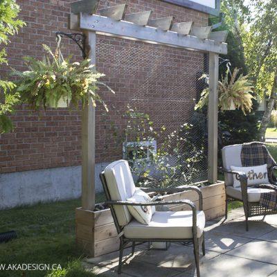 Vertical Garden Changes
