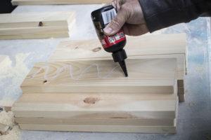 Gluing Wood Doors AKA Design
