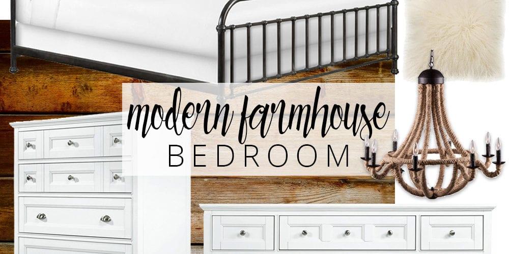 Modern Farmhouse Bedroom Cymax