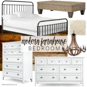Modern Farmhouse Bedroom Cymax