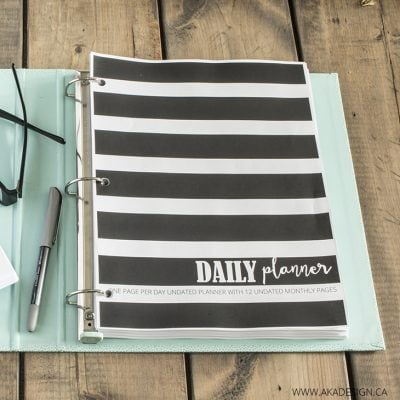 7 Tips for Efficiently Using a Daily Planner