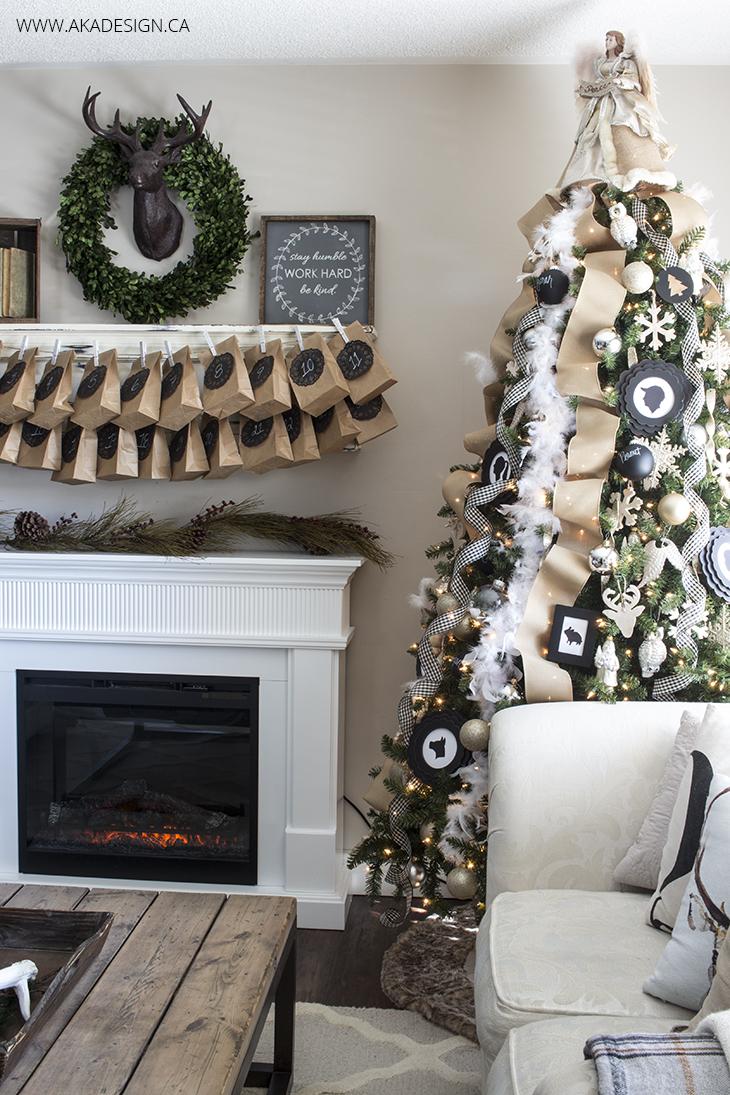 AKA Design Christmas Tree