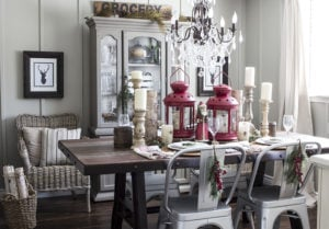 AKA Design Rustic Industrial Dining Room 3 and 4 BLOG PIC