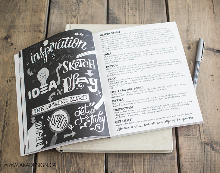 hand lettering for everyone book