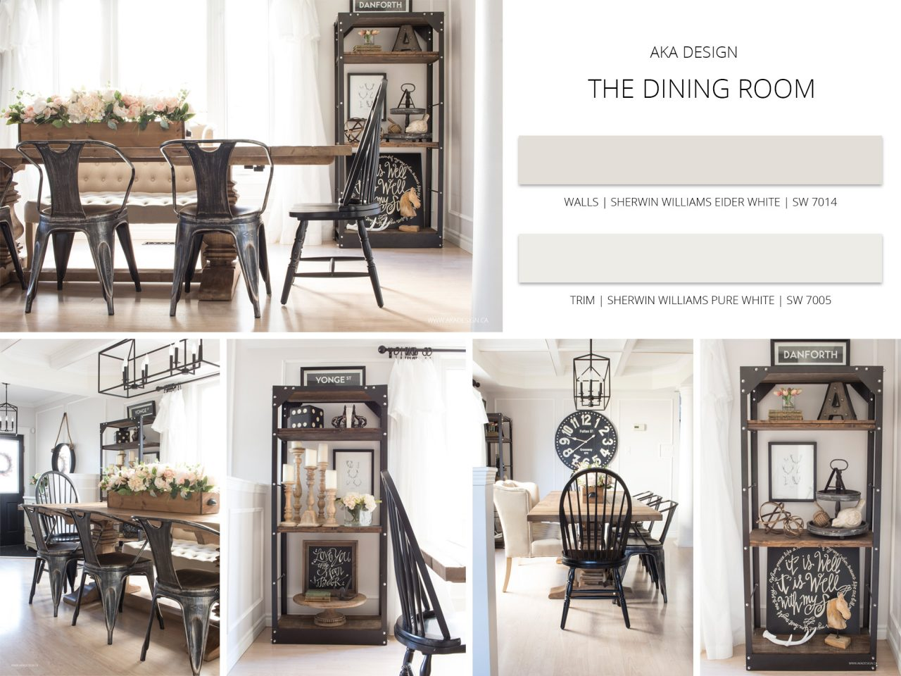 The Dining Room. Shop Our House