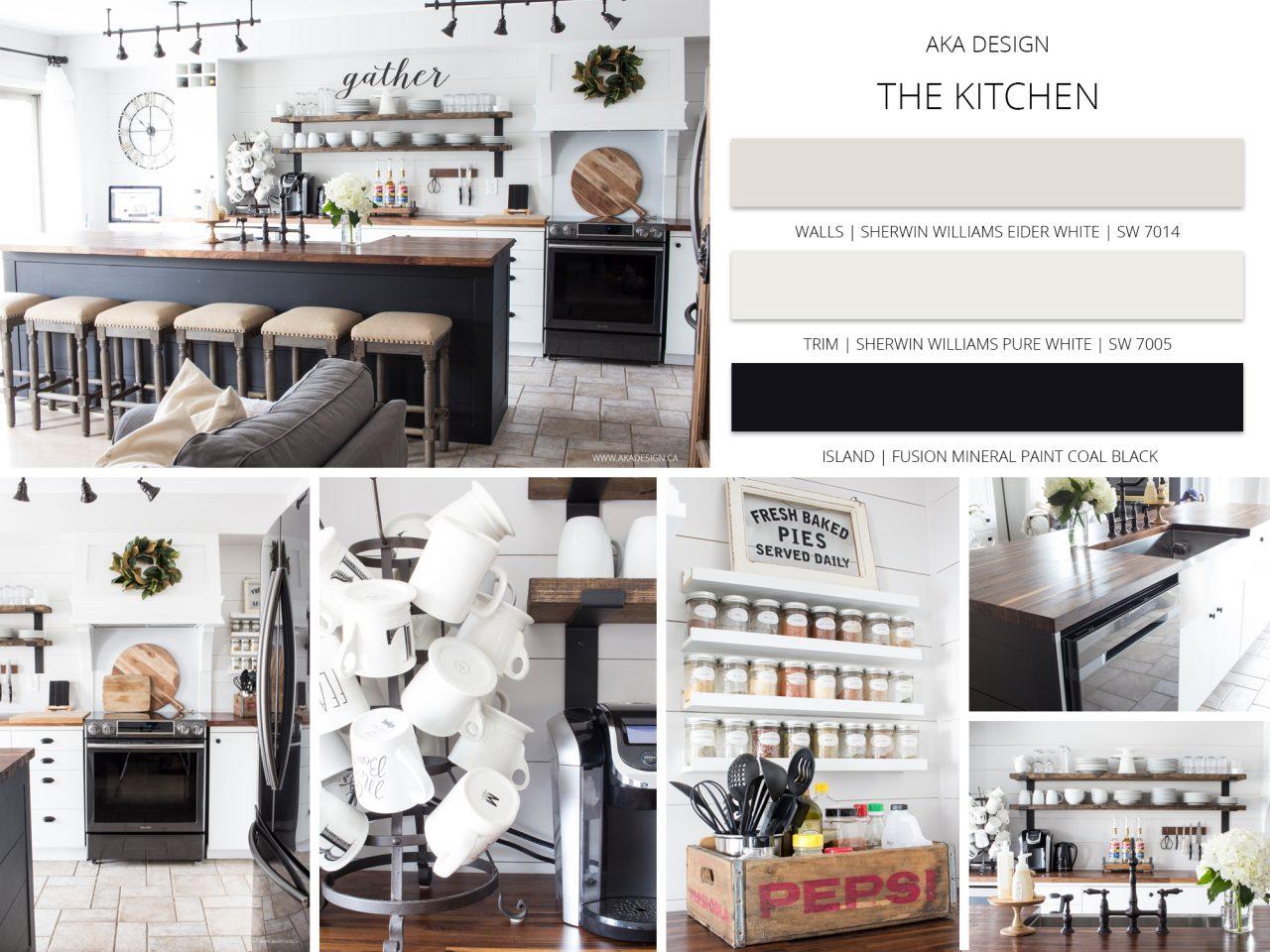 shop our house - kitchen