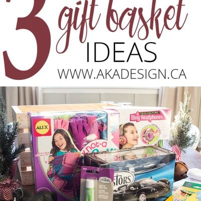 3 Christmas Gift Basket Ideas That People Will Actually Love!