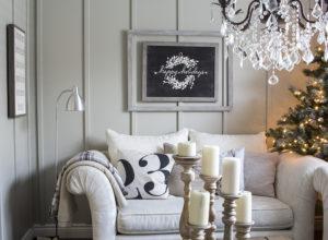AKA Design Happy Holidays Living Room