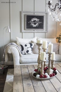 AKA Design Living Room Christmas 2015