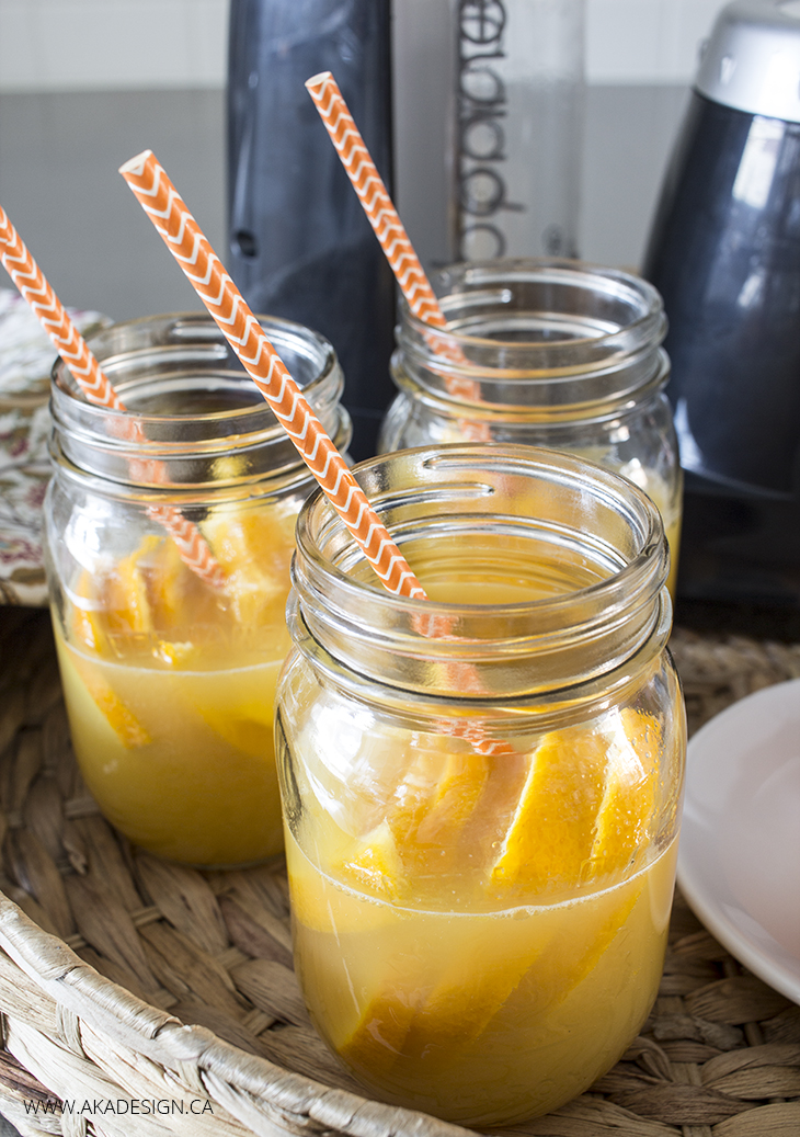 orange fizz recipe