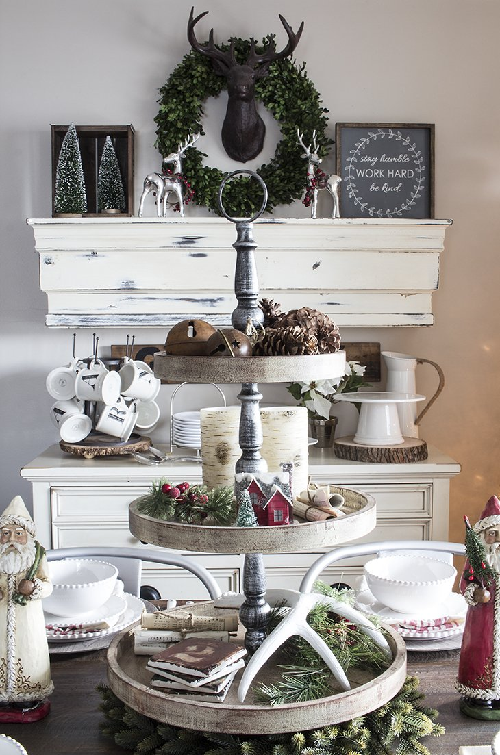 Country Living Christmas Home Tour