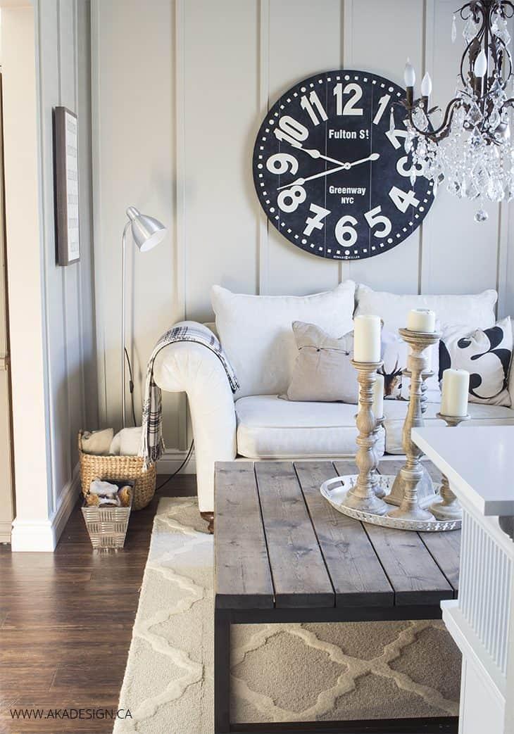 AKA Design Living Room