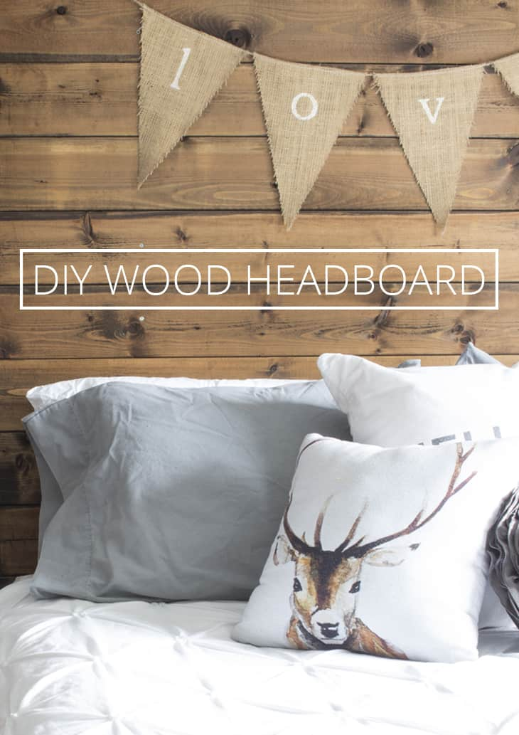 GET OUR RECLAIMED WOOD LOOK HEADBOARD