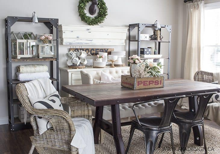 Spring AKA Design Dining room 2