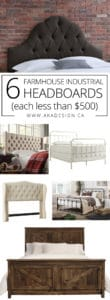 6 Farmhouse Beds for Under $500