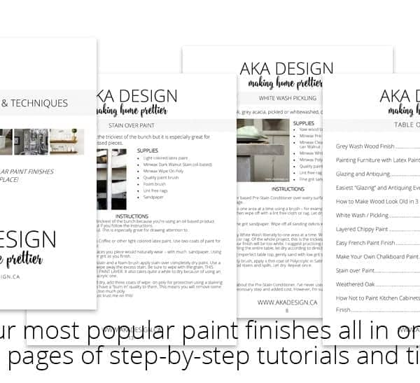 AKA Design Paint Finishes and Techniques 2
