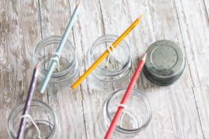 Simple and Pretty DIY Candles | www.makingitinthemountains.com