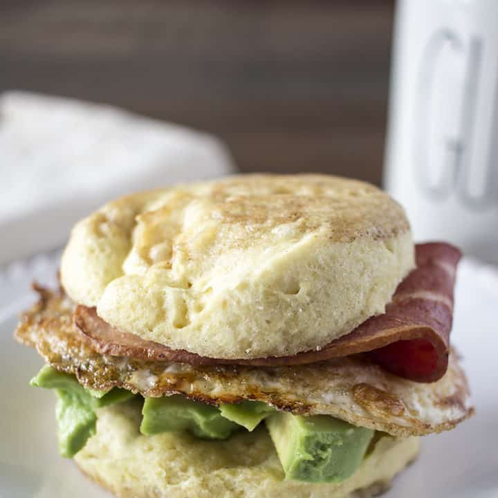 Paleo English Muffins