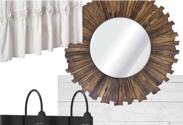 AKA Design Farmhouse Bathroom Makeover