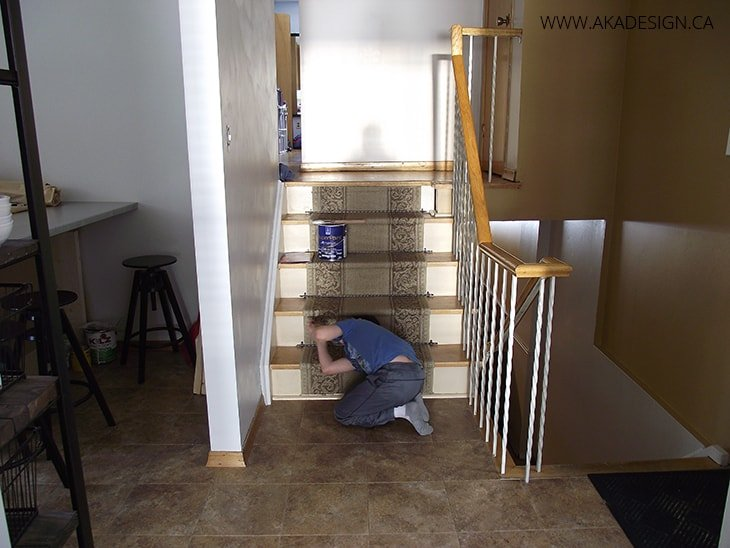 Stairs Before