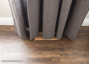 floor registers before