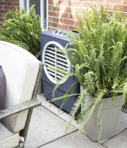 Honeywell Outdoor Air Cooler
