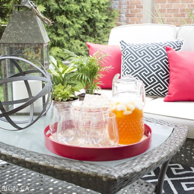 SIMPLE Summer Patio Living Tips and Enjoying the Outdoors this Summer