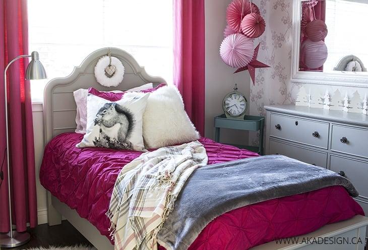 Chris Mushroom Bed and Dresser
