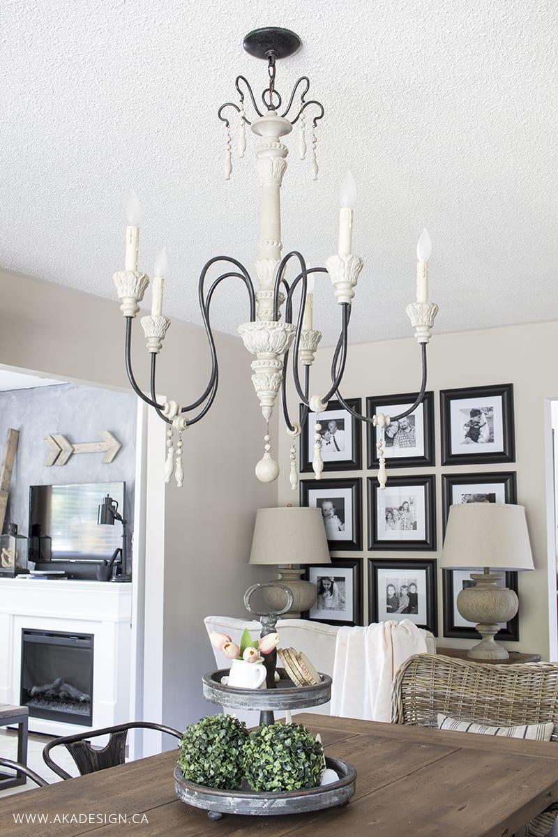 birch lane dining room chandelier
