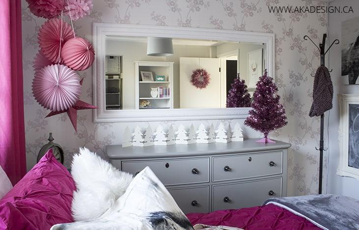 dresser wall