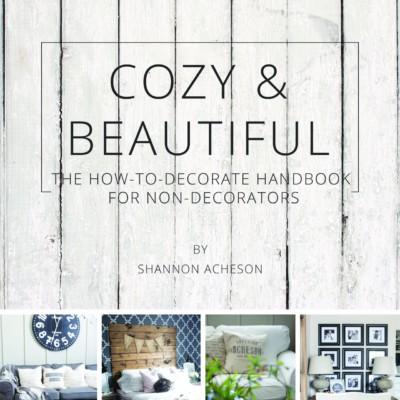 Cozy & Beautiful Handbook