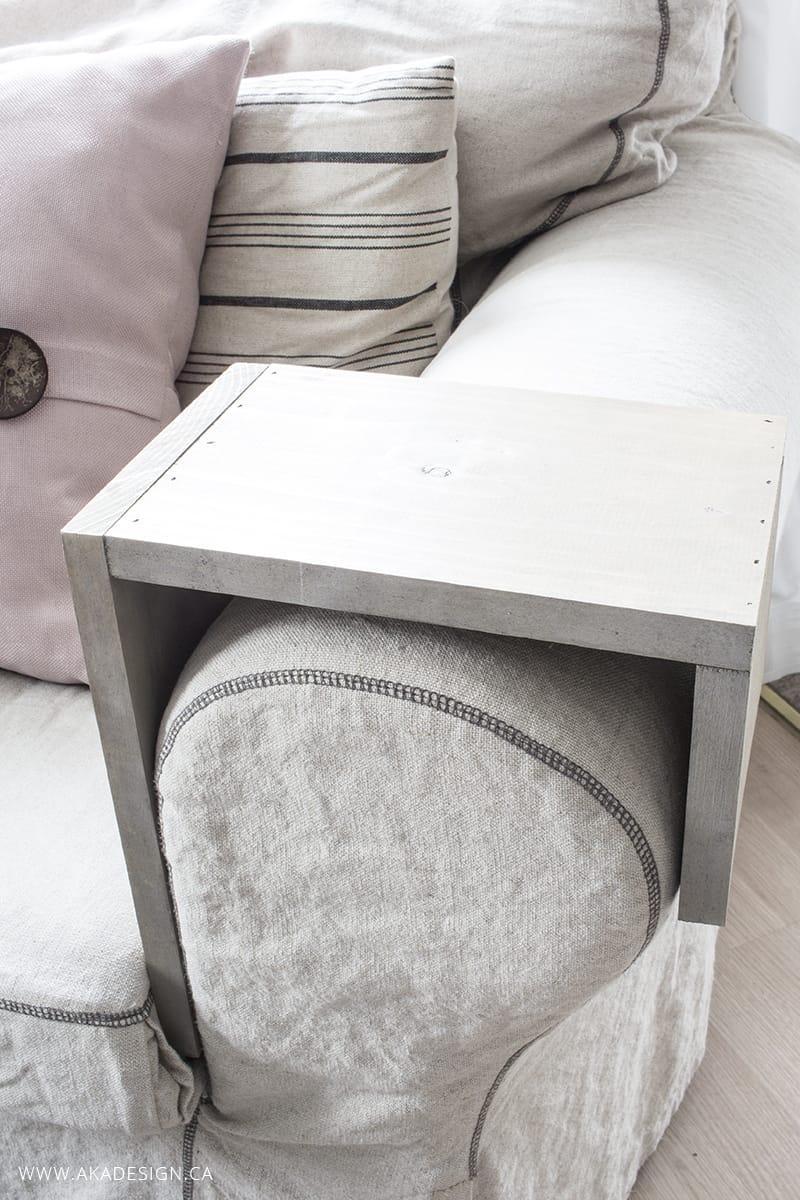 armchair tables