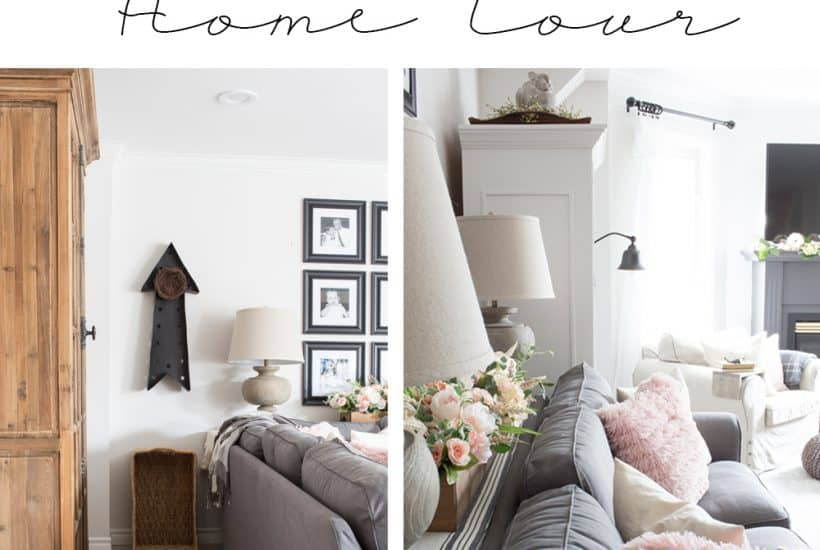 Aka Design Cozy Spring Home Tour
