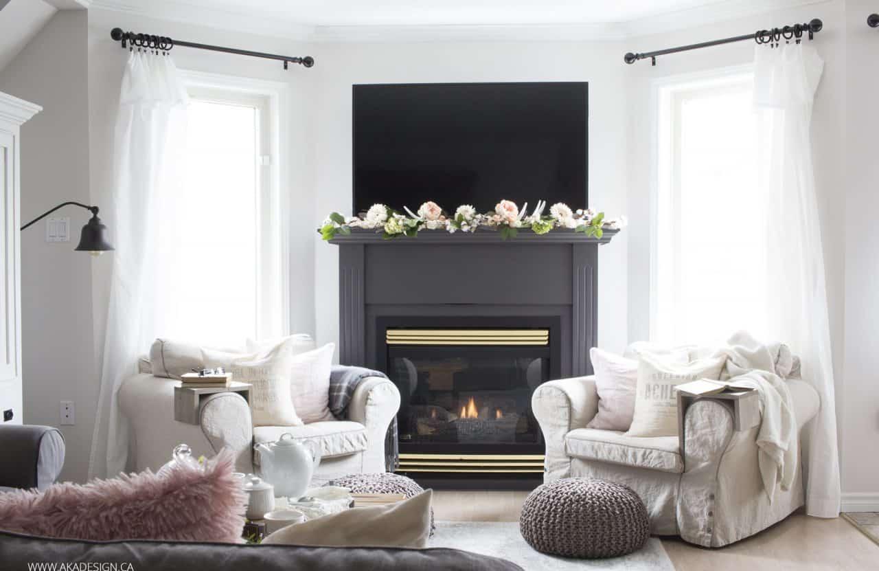 AKA Design Spring 2017 Living Room