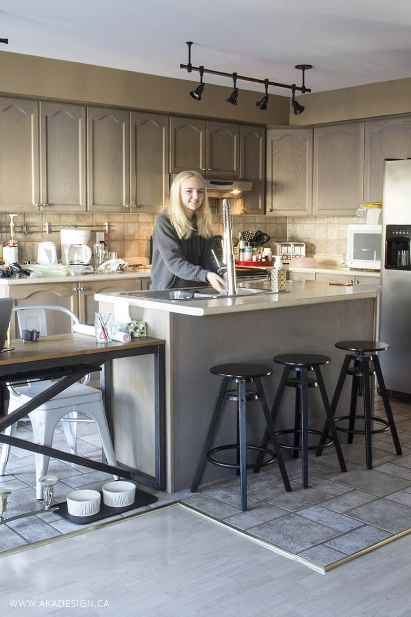 Our Kitchen Before and Why We're Starting with the Appliances – Our Modern Farmhouse Kitchen Makeover