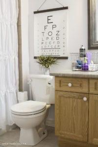 Teenager's Bathroom