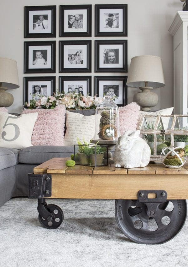 How to Create a Layered Coffee Table Vignette (with Step-by-Step Photos)