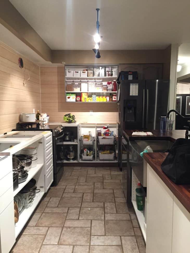 kitchen progress appliances
