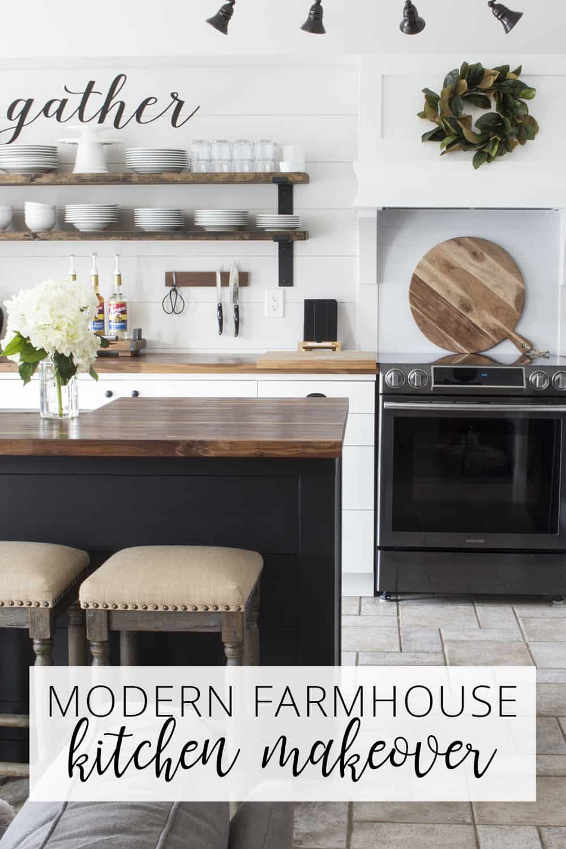 modern farmhouse kitchen design. Share131 Modern Farmhouse Kitchen Design