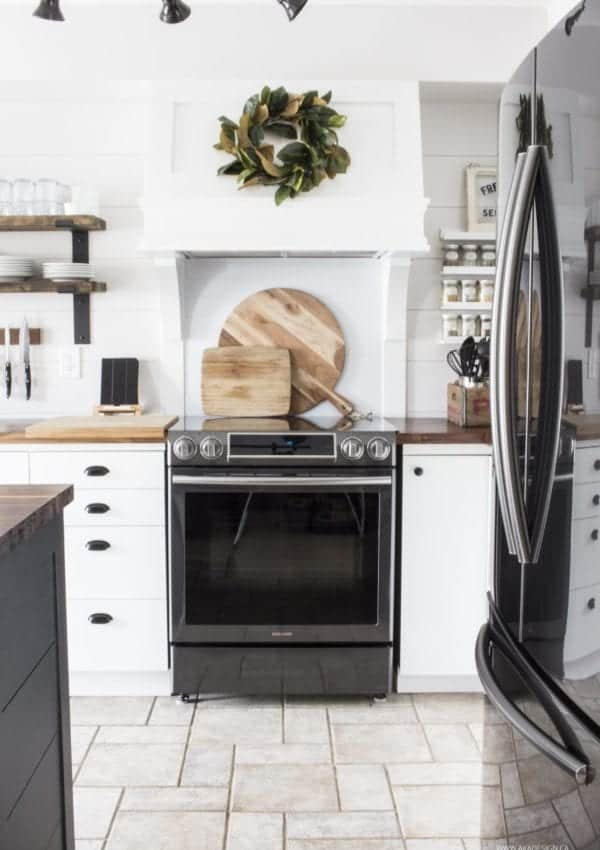 Our New Black Stainless Steel Appliances | Features We Adore