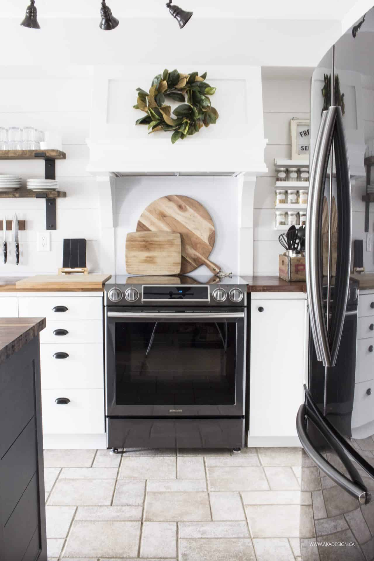 Our New Black Stainless Steel Appliances Features We Adore