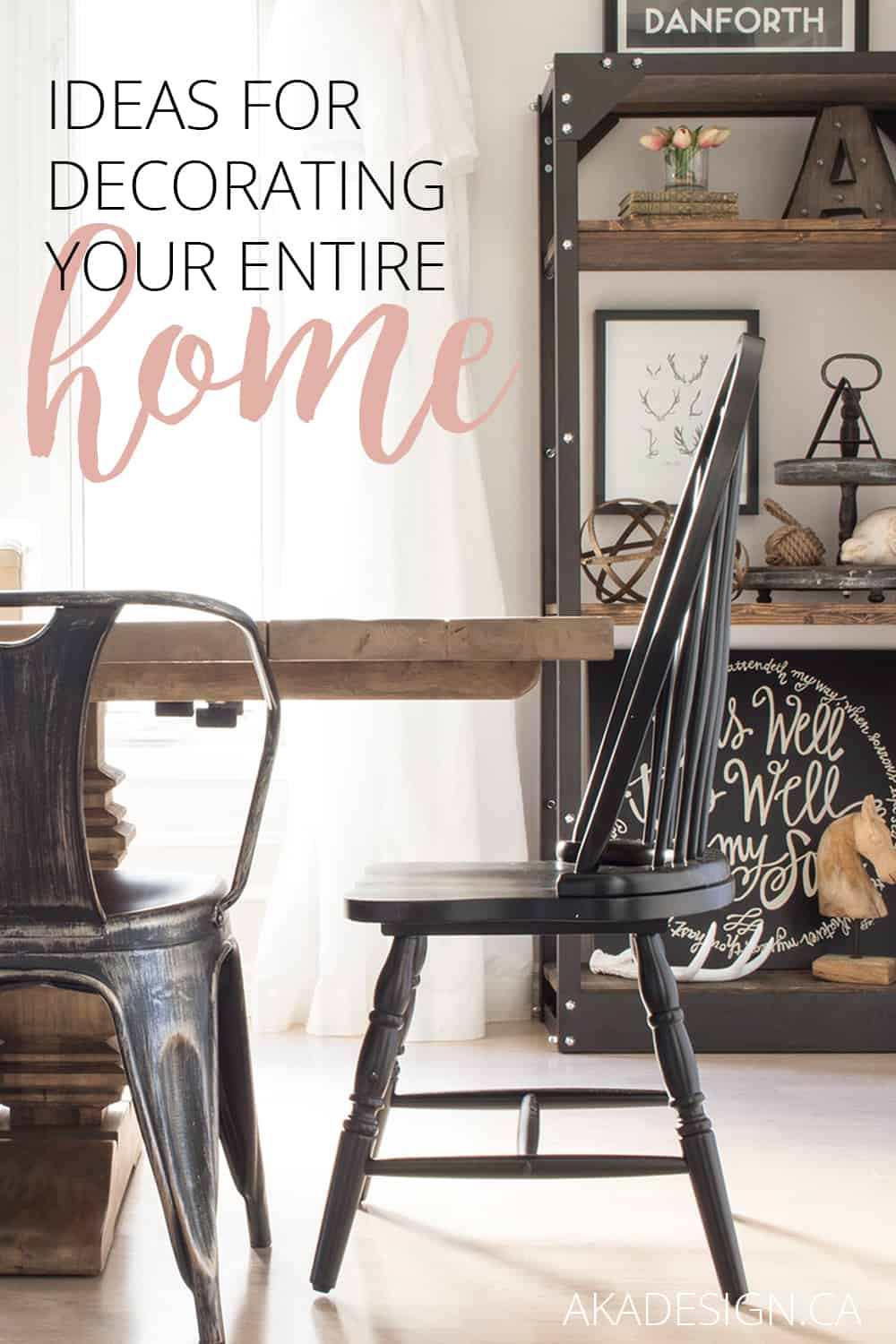 decorating resources and tips