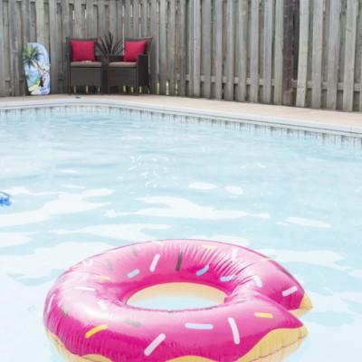 Our Pool-riffic Pool!