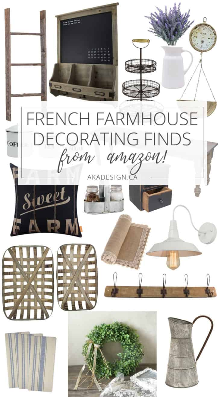 french farmhouse style finds