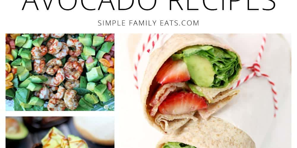 21 delicious avocado recipes